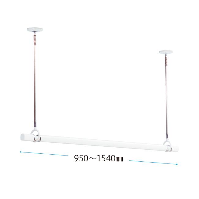 室内物干しのセット品QSC (SPC型+QL型)